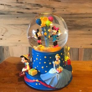 Disney limited edition birthday globe